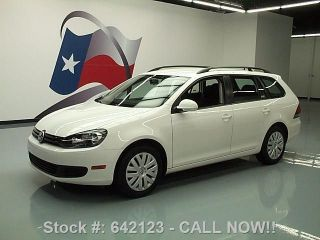 2013 Volkswagen Jetta Sportwagen S Auto Htd Seats 35k Texas Direct Auto photo