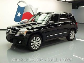 2011 Mercedes - Benz Glk350 19  Wheels 37k Mi Texas Direct Auto photo