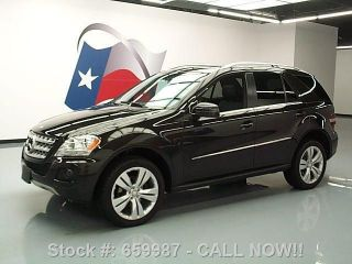 2011 Mercedes - Benz Ml350 4matic Awd 38k Mi Texas Direct Auto photo