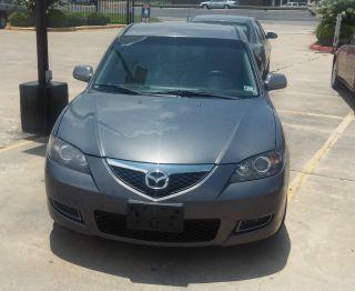 2008 Mazda Mazda3 I Sport photo