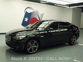 2011 Bmw 550i Gt Sport Turbo Pano 21 ' S 46k Texas Direct Auto photo