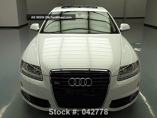 2011 audi a6 3 0t quattro premium plus awd texas direct auto. Black Bedroom Furniture Sets. Home Design Ideas