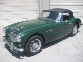 1965 Austin Healey Bj8 photo