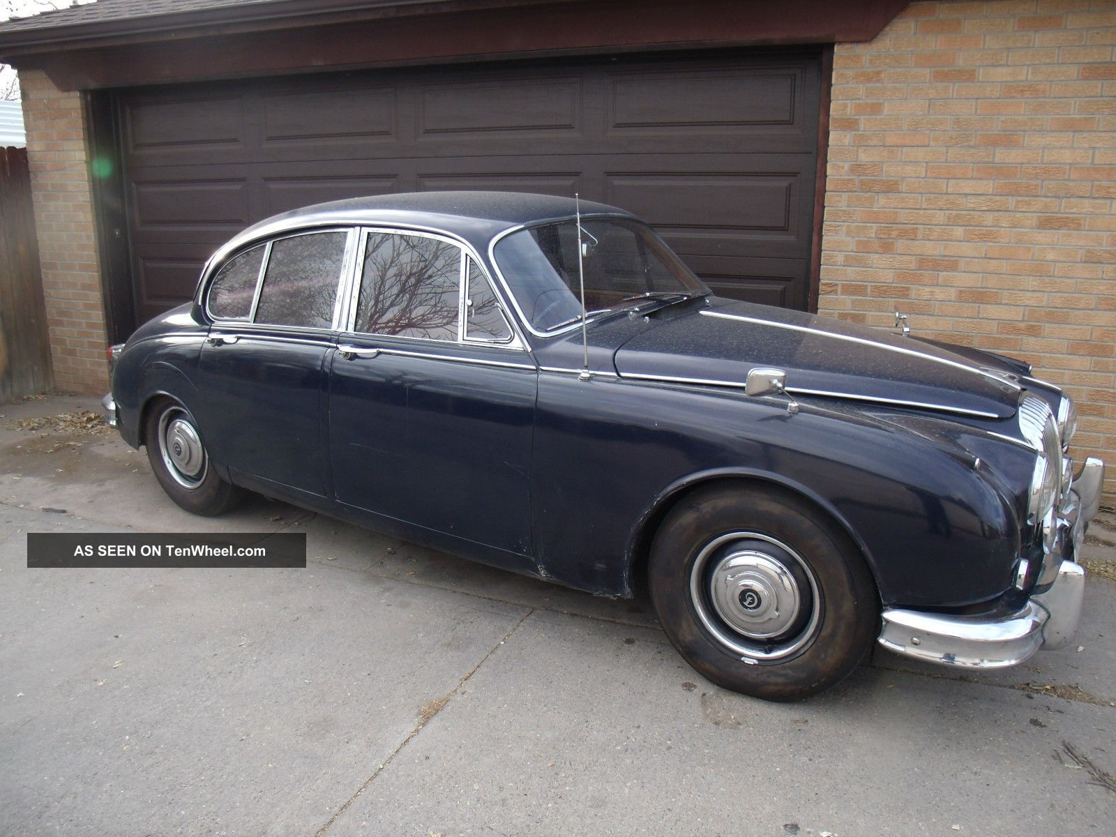 1967 Daimler 2.  5 Liter 4 Door Saloon Other Makes photo