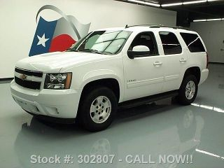 2013 Chevy Tahoe 4x4 8 - Pass Htd Park Assist 31k Texas Direct Auto photo
