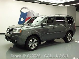 2012 Honda Pilot Ex - L 8pass 16k Mi Texas Direct Auto photo