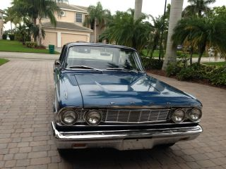 1964 Ford Fairlane 500 4.  7l photo