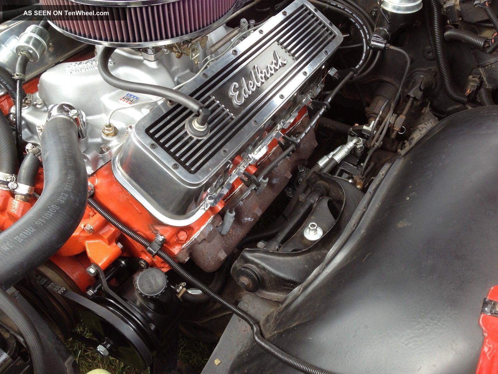 1966 Impala SS 4 Speed