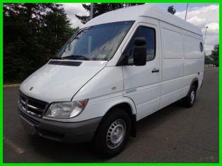 2006 Shc Turbo 2.  7l I5 20v Automatic Cargo Van photo