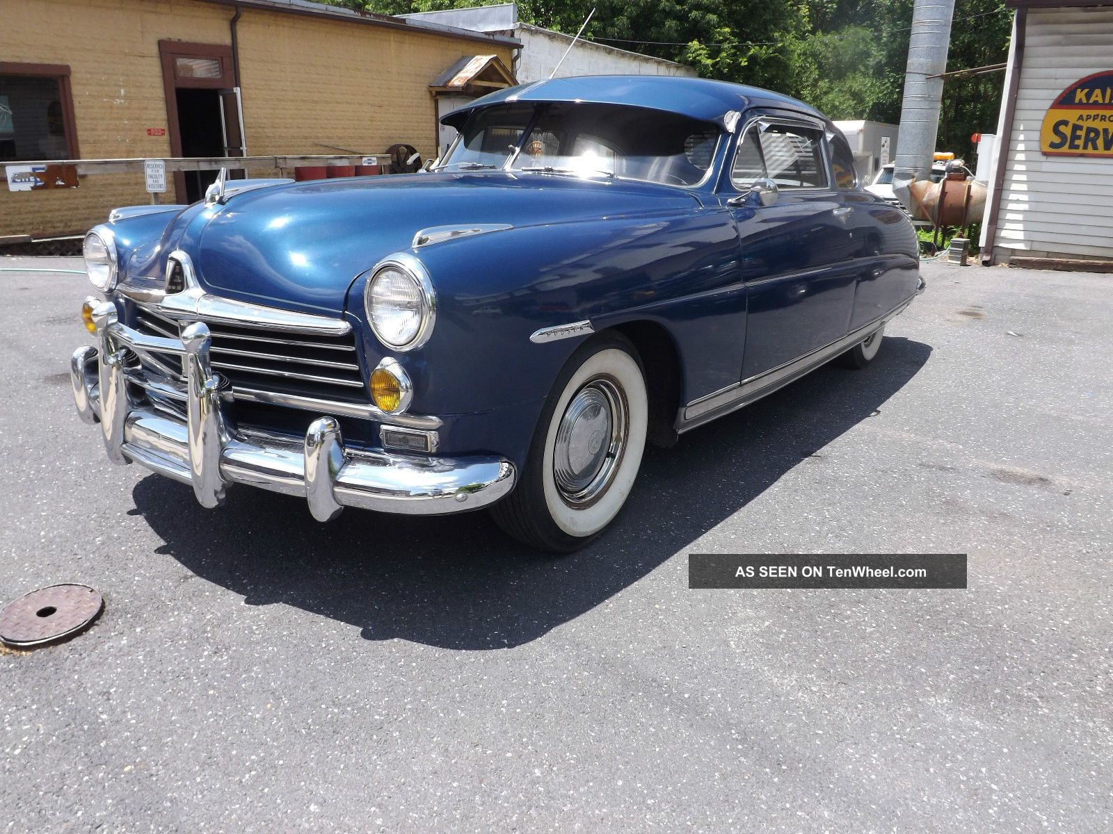 1949 Hudson Commodore 2 Dr.  Coupe Older Restoration Good Runner Other Makes photo