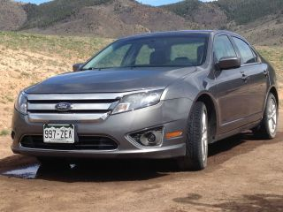 2010 Ford Fusion Awd Sel 3.  0l photo