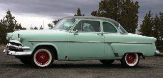 1954 Ford Customline 2 Door Sedan photo