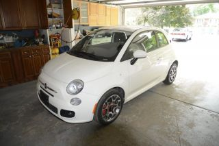 2013 Fiat 500 Sport Hatchback 2 - Door 1.  4l photo