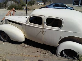 1940 Packard 120 Club Sedan Special Model Project photo