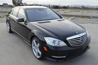 2013 Mercedes S550 Package 2 Distronic Panoramic Amg Pck Loaded 1 Deal photo