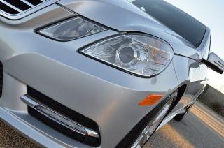 2013 Mercedes - Benz E350 Amg Pck Htd Seats Back - Up Cam photo