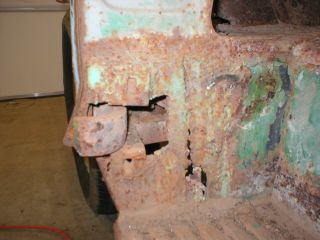 1956 Chevrolet 3200 Series Project Truck photo