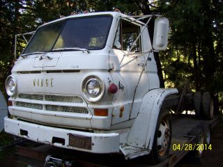 1969 Dodge L600 Cabover Coe 361 Cid Wedge,  Now Registered,  California No Rust photo
