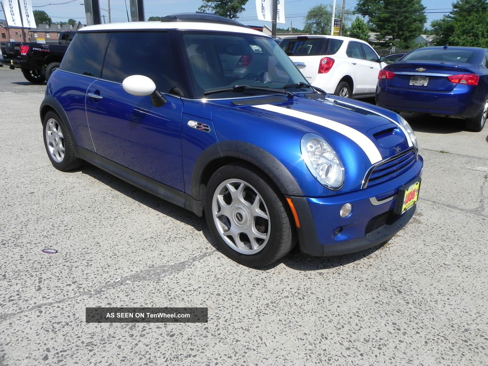 2006 Mini Cooper S.  Automatic,  Hid Lights, , .  Car Cooper S photo