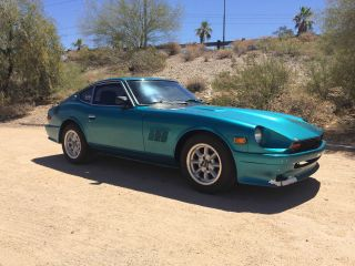 1977 Datsun 280z (240z,  260z,  300z,  Fair Lady,  Z Car) photo
