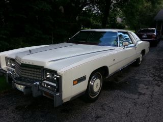 1978 Cadillac El Dorado Biarritz photo