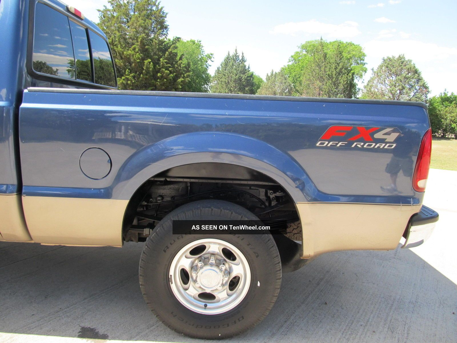 2004 f250 lariat 4x4 powerstroke diesel tx owned tow package f250