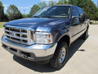 2004 F250 Lariat 4x4 Powerstroke Diesel Tx - Owned Tow Package photo