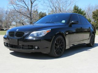 2006 Bmw 535xi Awd Texas Owned 4yr photo