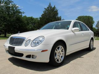 2006 E350 3.  5l Tx - Owned Dealer Maintained Tires photo