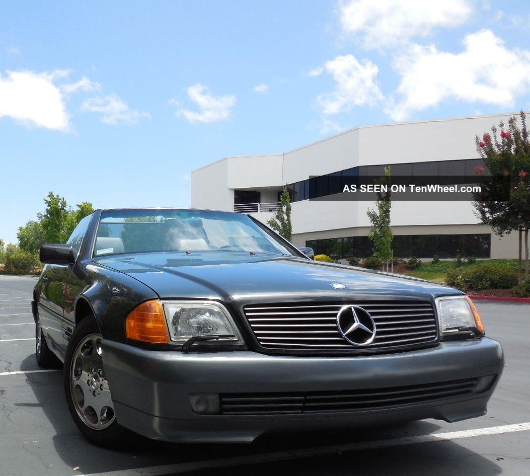1993 Mercedes 600sl SL-Class photo