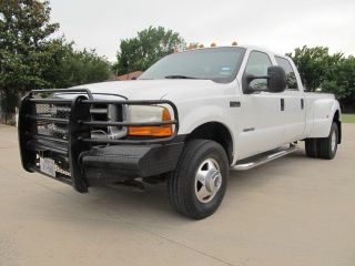 2000 F350 Lariat 4x4 7.  3l Powerstroke Diesel Tx - Owned Tow Package photo
