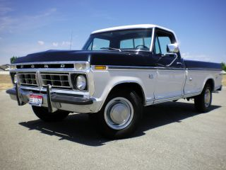 1976 Ford F 250 2wd Xlt photo