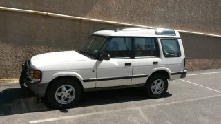 1996 Land Rover Discovery Sd Sport Utility 4 - Door 4.  0l photo