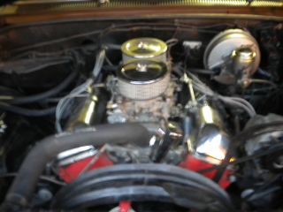 1963 Chevrolet Biscayne Base 6.  7l photo