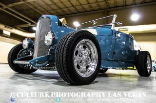 1929 Ford Roadster All Steel photo
