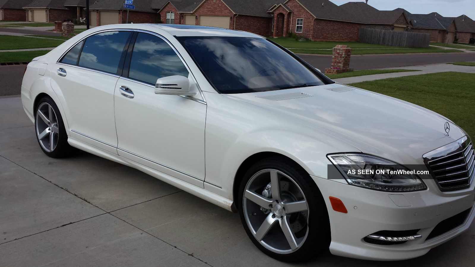 2010 Mercedes Benz S550 Pre Owned