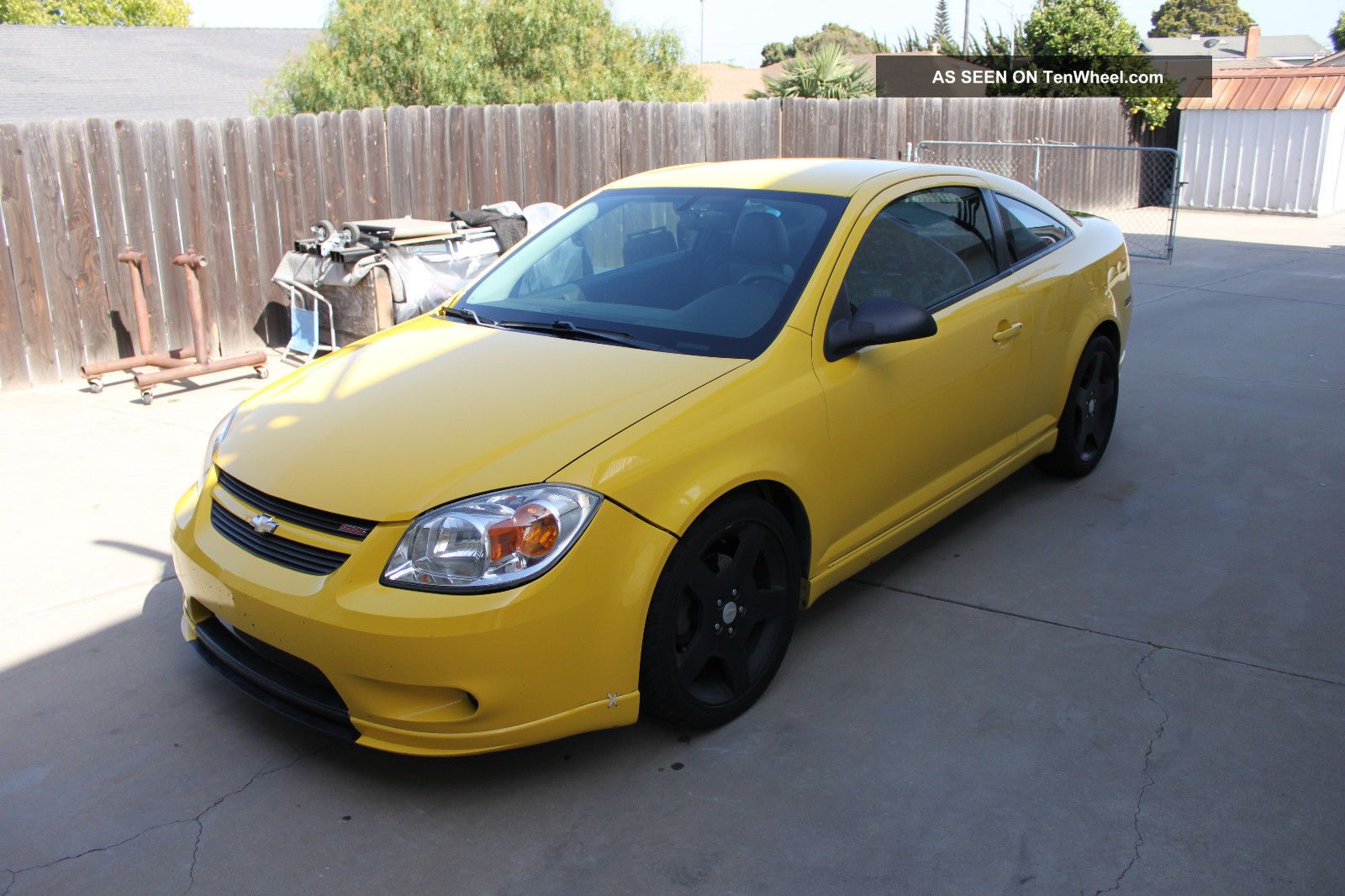 2006 chevrolet cobalt ss coupe 2 door 2 0l. Black Bedroom Furniture Sets. Home Design Ideas