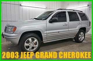 2003 Overland 4.  7l V8 16v Automatic Suv Loaded Wow 83,  Xxx Orig photo