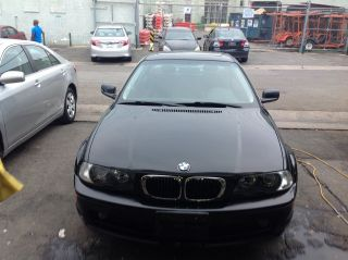 2002 Bmw 325ci Base Coupe 2 - Door 2.  5l photo