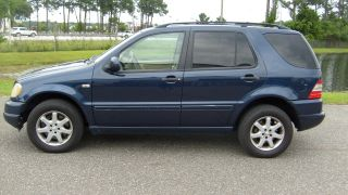 2000 Mercedes Benz Ml430 Ac Brakes photo