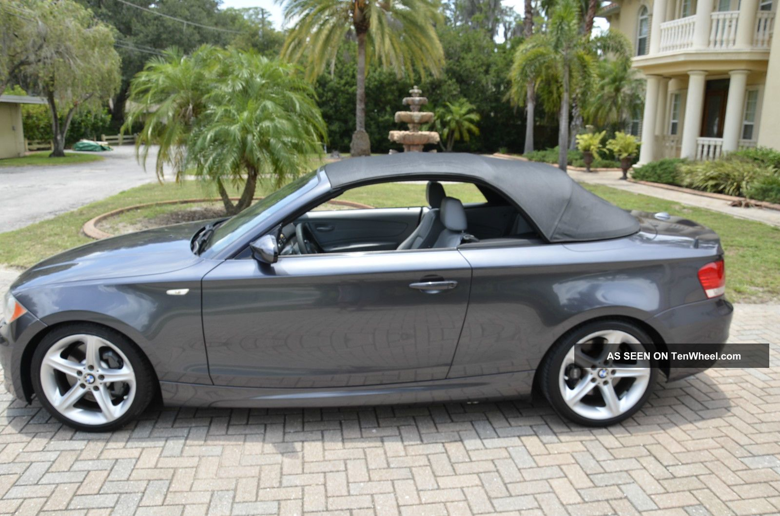 2008 bmw 135i convertible 3 0l twin turbo. Black Bedroom Furniture Sets. Home Design Ideas