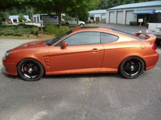 2006 Hyundai Tiburon Gt Coupe 2 - Door 2.  7l photo