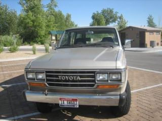 1988 Toyota Land Cruiser Fj62 4x4 photo