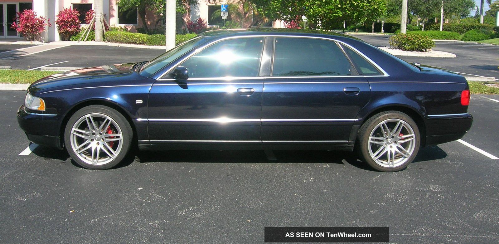 2001 Audi A8l Long Body - Upgraded Rims - Loaded - Great Daily Driver A8 photo