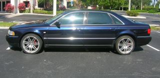 2001 Audi A8l Long Body - Upgraded Rims - Loaded - Great Daily Driver photo