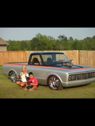 Custom 1968 Gmc Shortwide Pickup photo