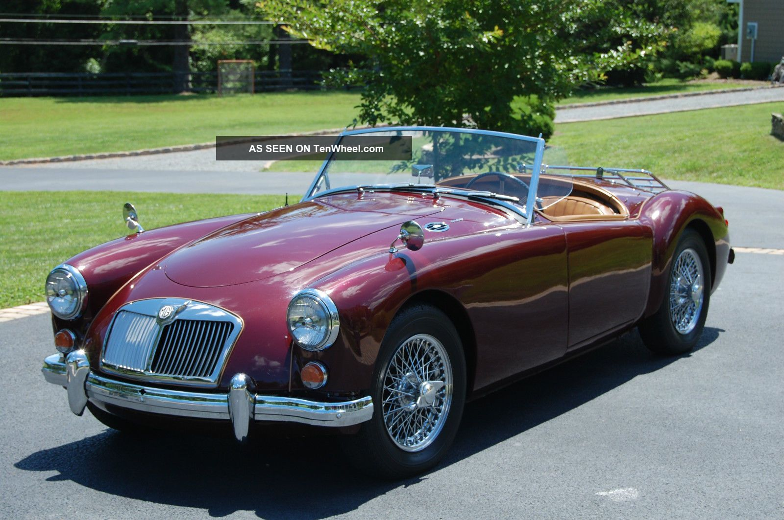 1961 Mga 1600 Roadster MGA photo