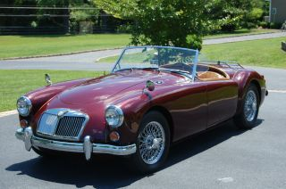 1961 Mga 1600 Roadster photo