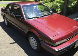 1988 Honda Accord Lxi Coupe photo