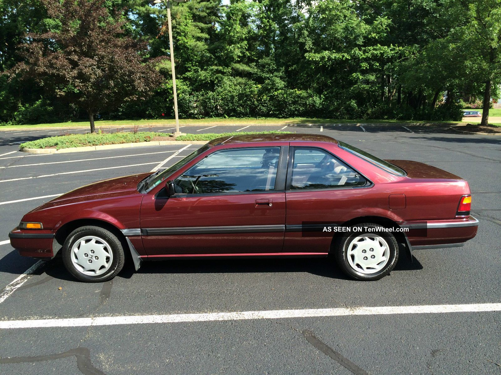 1988 Honda Accord Lxi Coupe